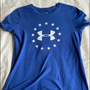 Under Armour T-Shirt - Wounded Warrior